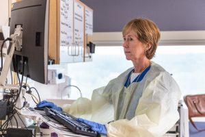 Entering patient records