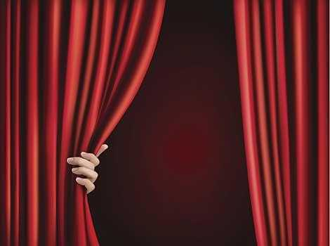December Blog: What's behind the curtain?